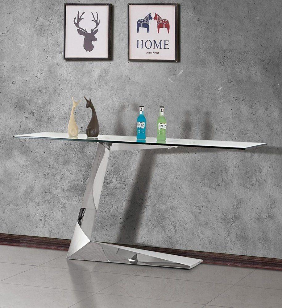 Consolle In Vetro Per Ingresso.Consolle Da Ingresso Zampa A L E Vetro Tavoli Tavolini