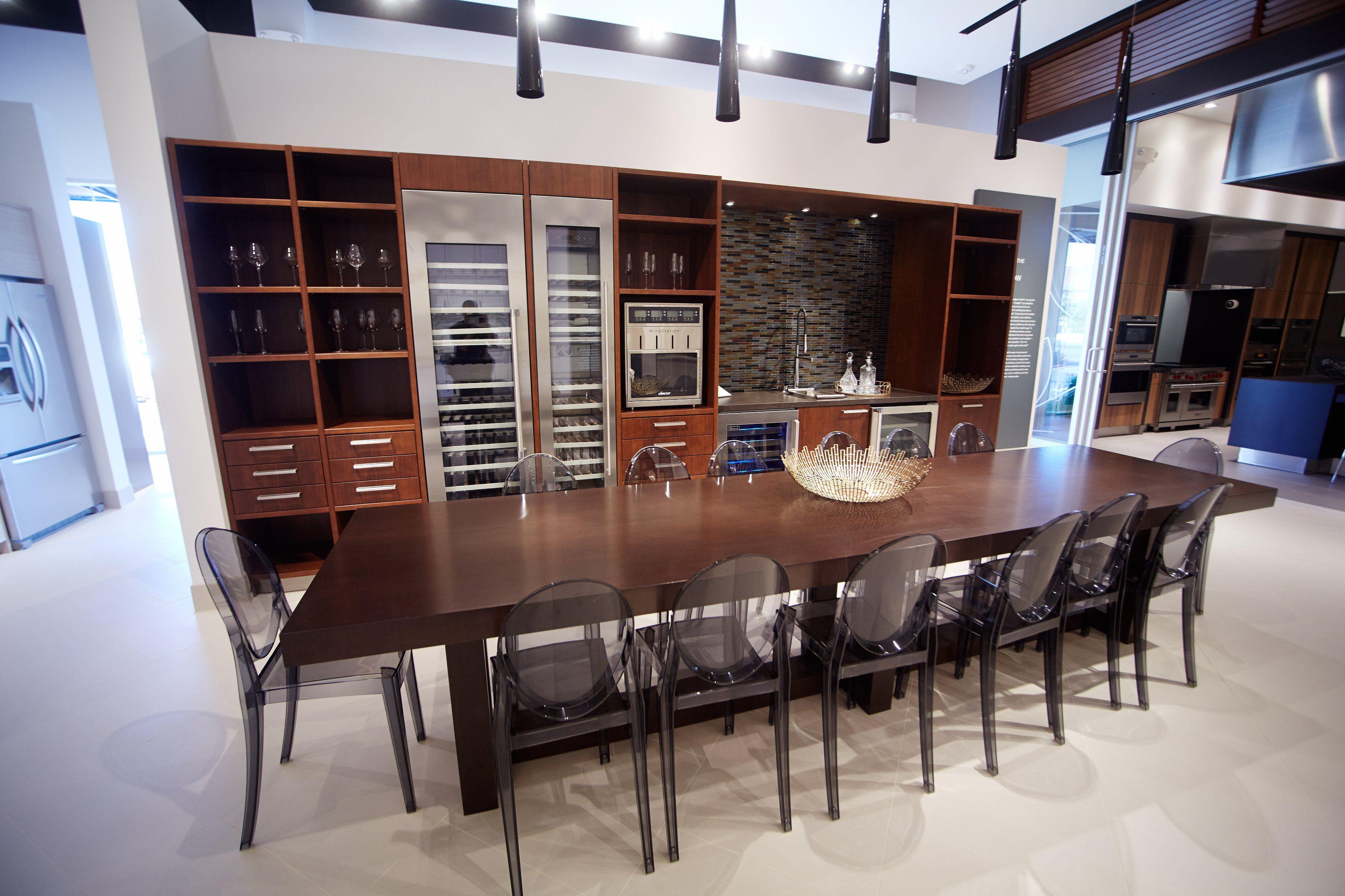 Wine Station/ Home Bar/ Kitchen Design   PIRCH UTC