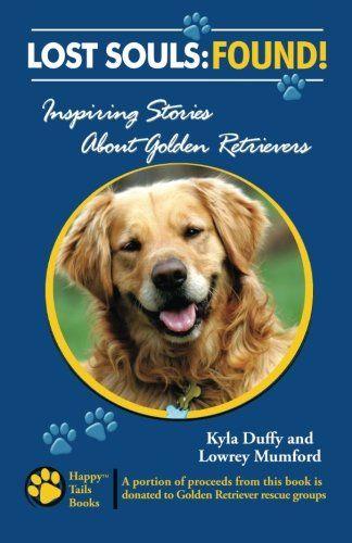 Golden Retriever Rescue Golden Retriever Rescue Dog Books Lost