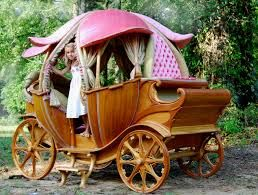 Image result for princess carriage funny