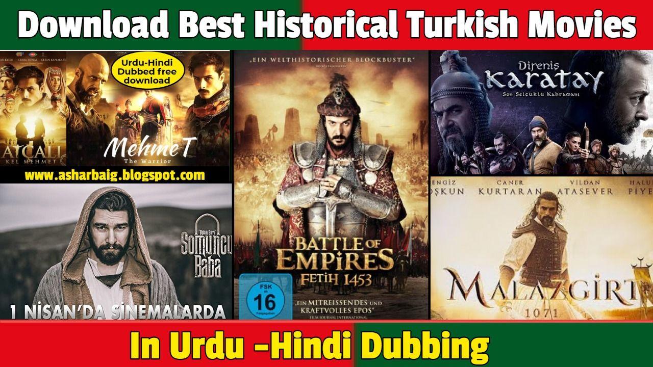 Turkish Movies In Urdu Hindi Dubbing Turkish Historical Movies In Urdu Hindi Free Download Historical Movies Movies Hindi