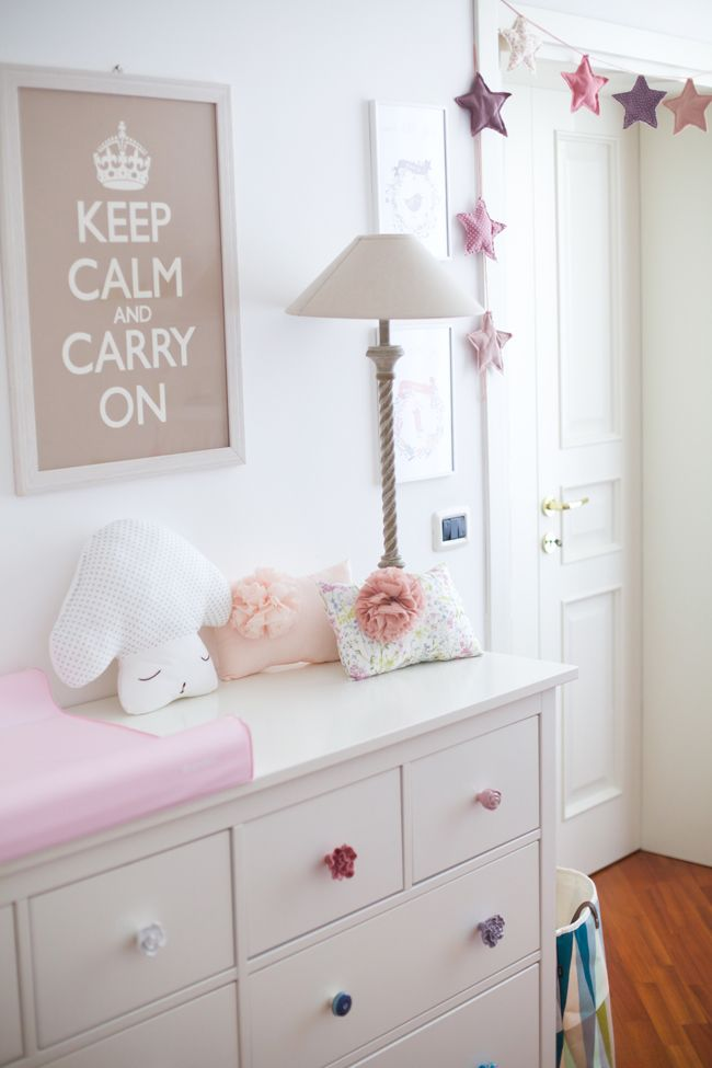Sweet as a candy kids la cameretta di ginevra e greta home decor pinterest ginevra - Idee camerette neonato ...