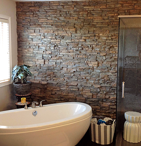 Fake Tile For Bathroom Wall Sevenstonesinccom - Fake wall tile sheets