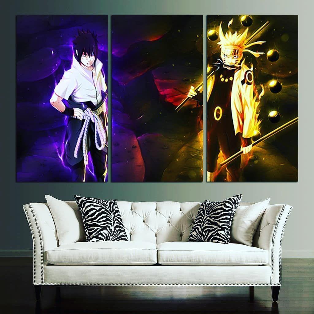 3 panel wall art amazon