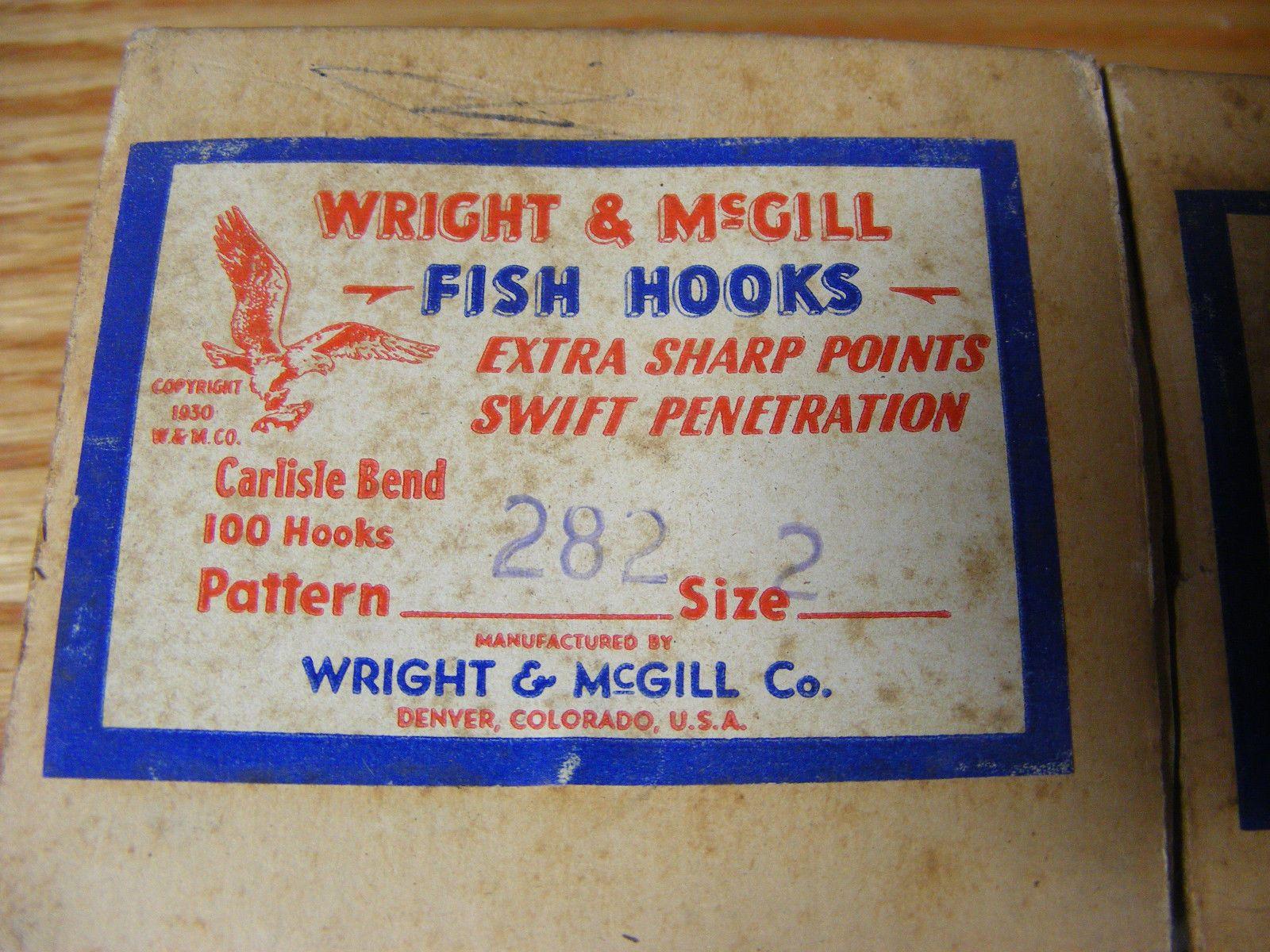 Fishing Hooks Numbers