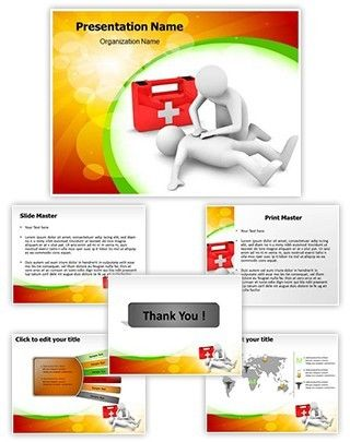 First Aid Powerpoint Presentation Template Is One Of The Best