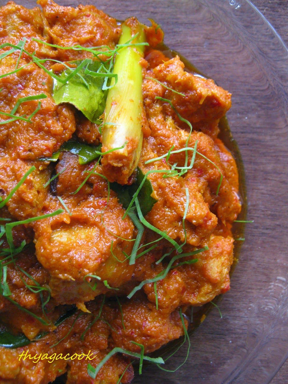 Kari leafs malaysian flavours vegetarian chicken rendang malaysian flavours vegetarian chicken rendang forumfinder Images
