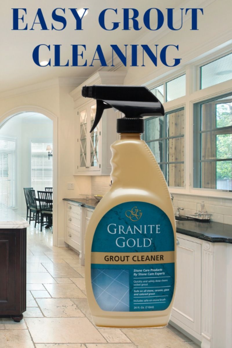 How to Clean Grout Between Natural Stone Tiles Grout