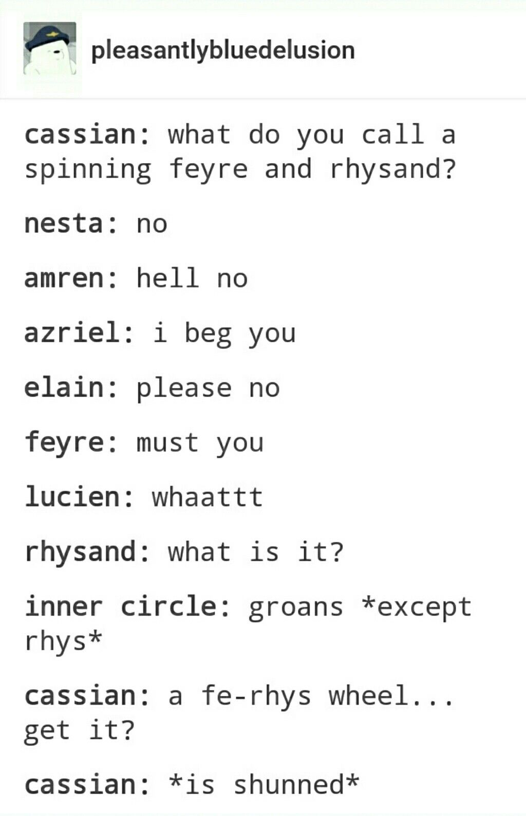 Acotar Pun Feysand Acotar Funny Funny Quotes For Teens Funny