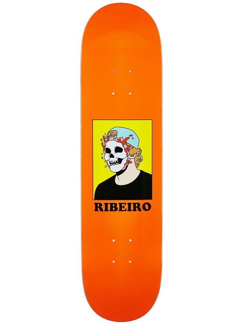 Primitive Ribeiro True Form 8 0 Deck Only Width 8 20 3cm Skateboard Skateboard Design Skateboard Deck Art