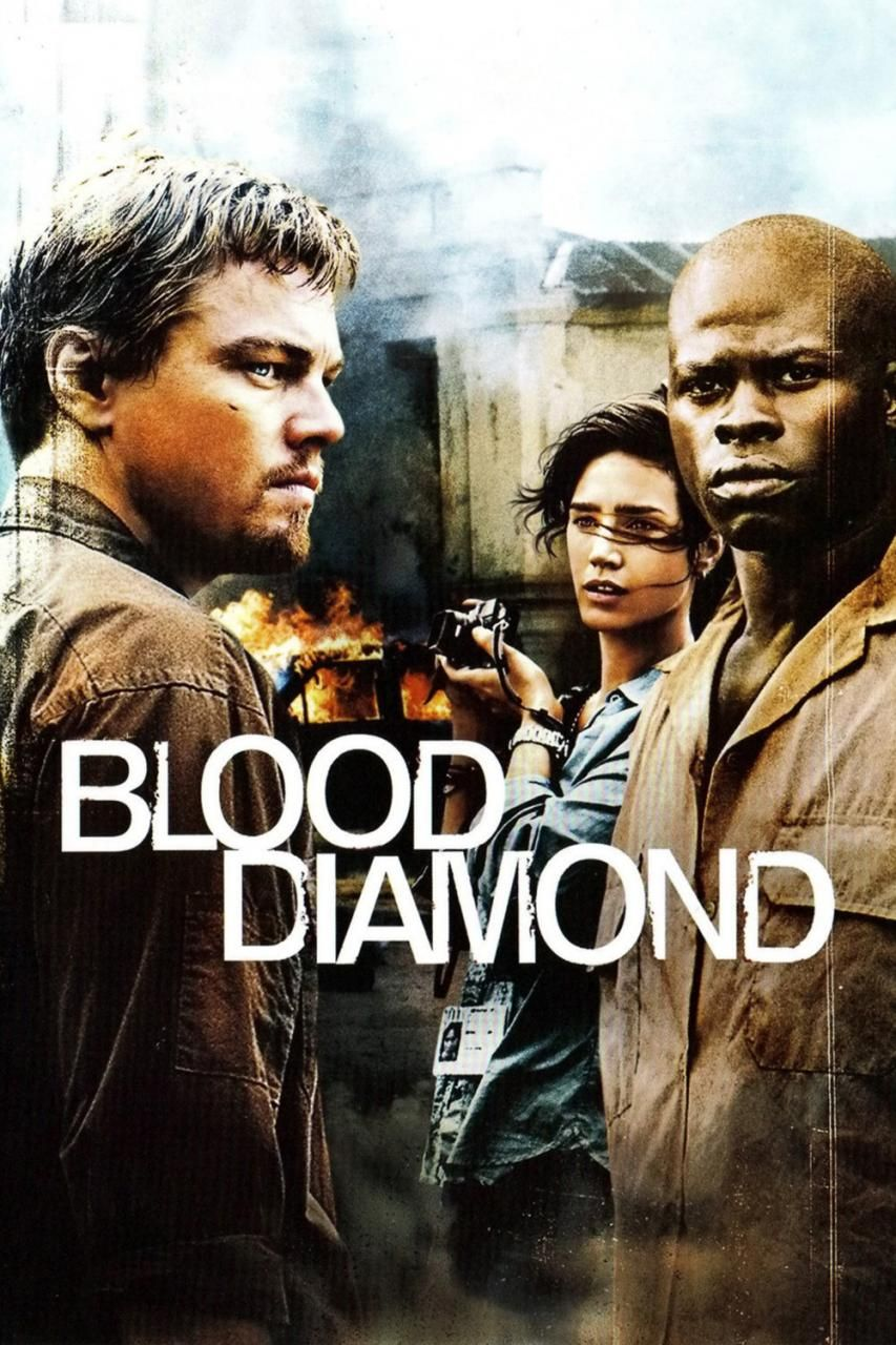 Blood Diamonds Libro Blood Diamond 2006 เทพบตรเพชรสเลอด Blood Diamond Movies