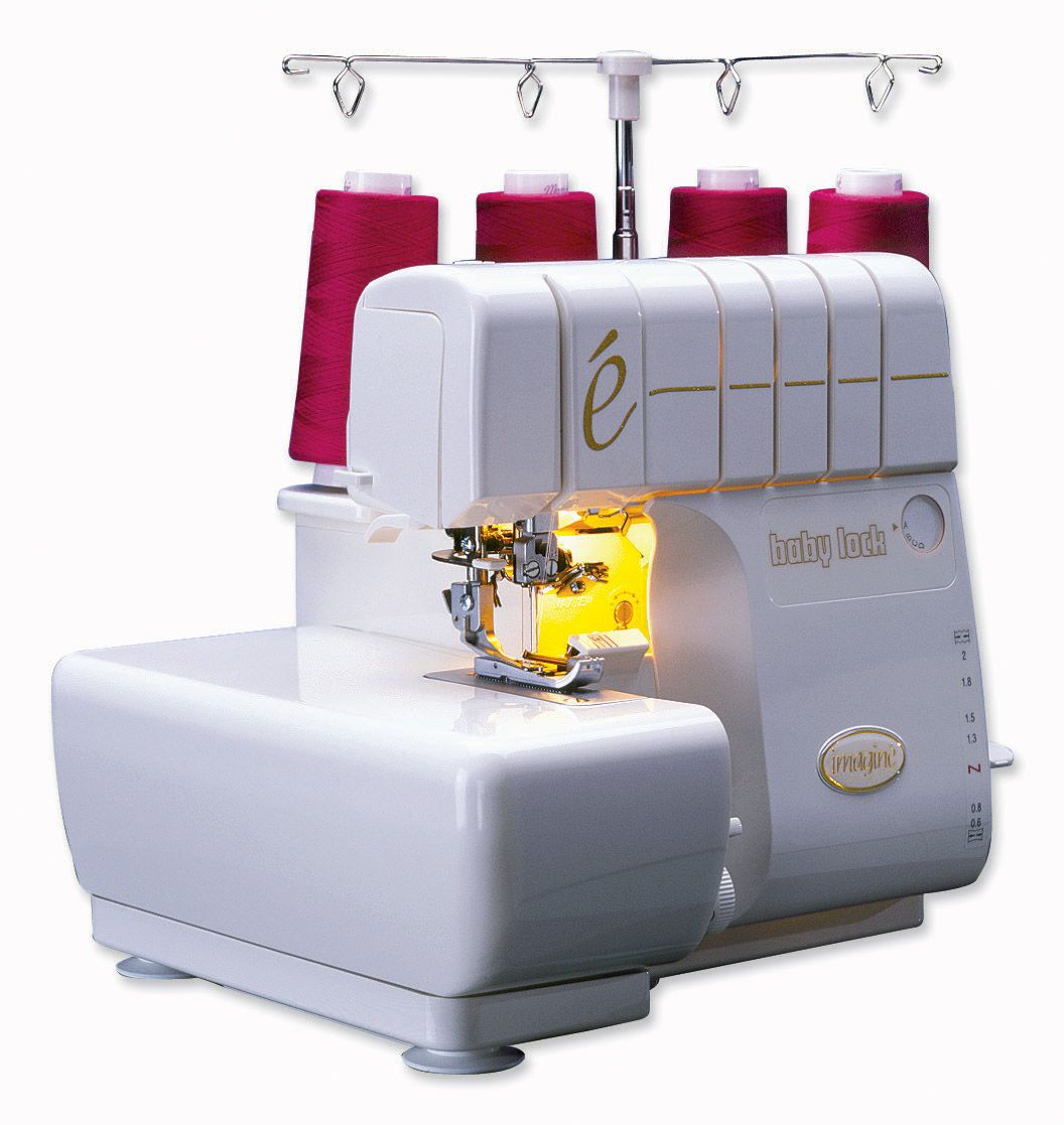 Babylock Serger Imagine BLE1AT | embroidery | Serger sewing