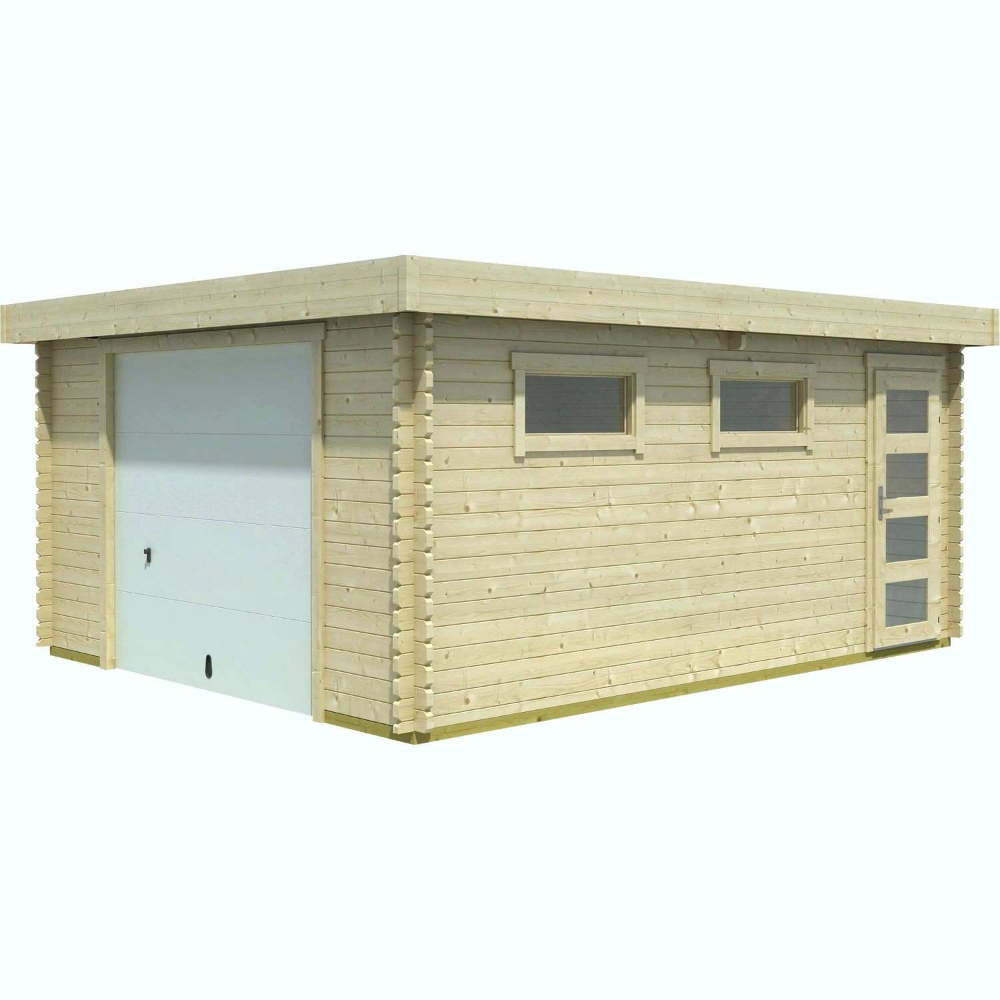 Prix Construction Garage 20m2 G Nial Abri De Jardin Abri De Jardin Adossable Abri De Jardin Bois