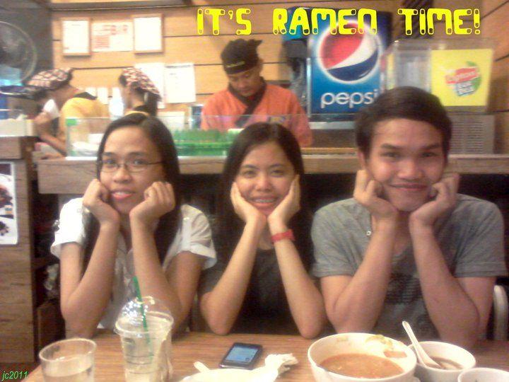 #throwback >> Ramen time with @urPetchai and @itsjerrylicious at Rai Rai Ken ;)