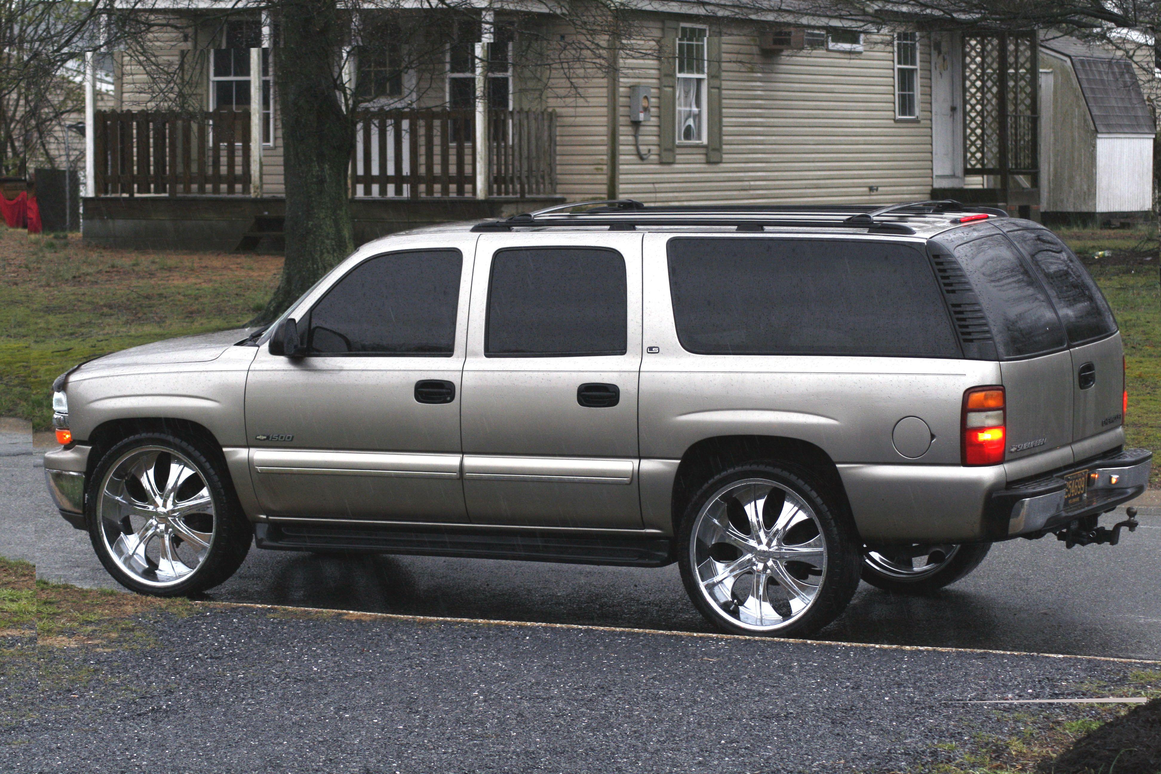 Check Out Customized Snax09 S 2000 Chevrolet Suburban 1500 Photos
