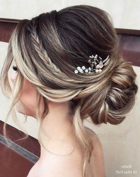 Wedding Hairstyles Half Up Half Down Mom Short Hair 1 Www Gasstationmaintenance Com Hair Styles Brown Hair With Highlights Short Bridal Hair