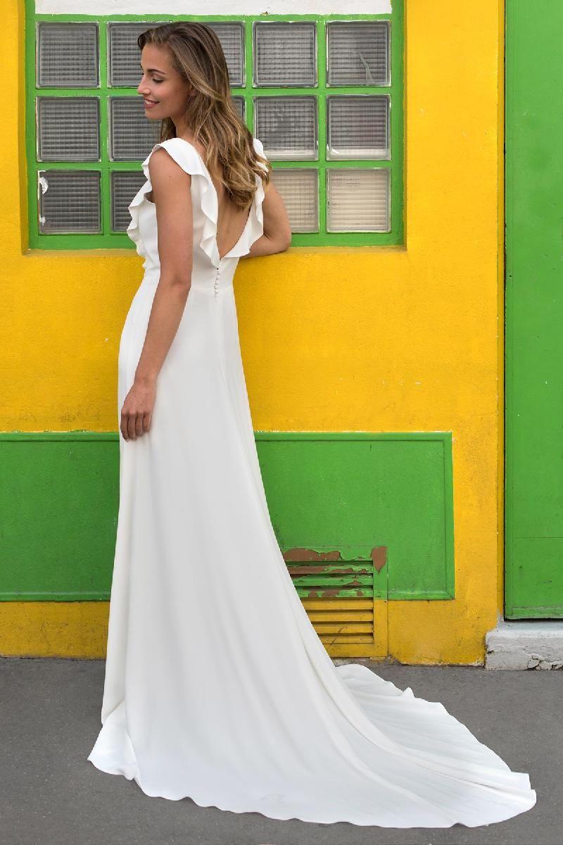 Mariage - Robes Marie Laporte : Robe Goa | Hochzeitskleider 2 ...