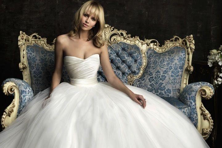 allure wedding dresses | ... 2013-wedding-dress-by-allure-bridal ...