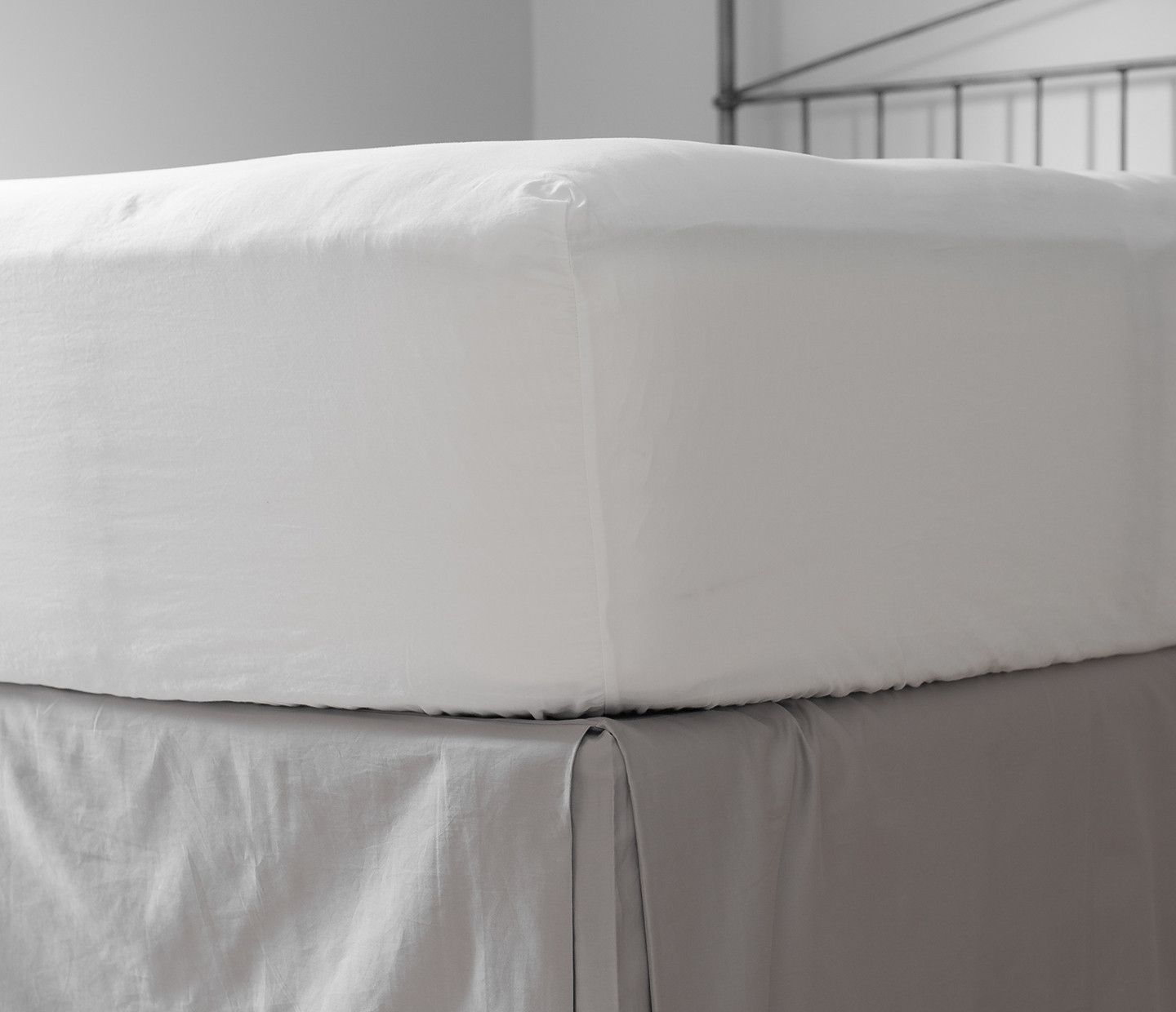 Boll U0026 Branch Fitted Sheet // Made In The Usa, High Quality, Super Deep.