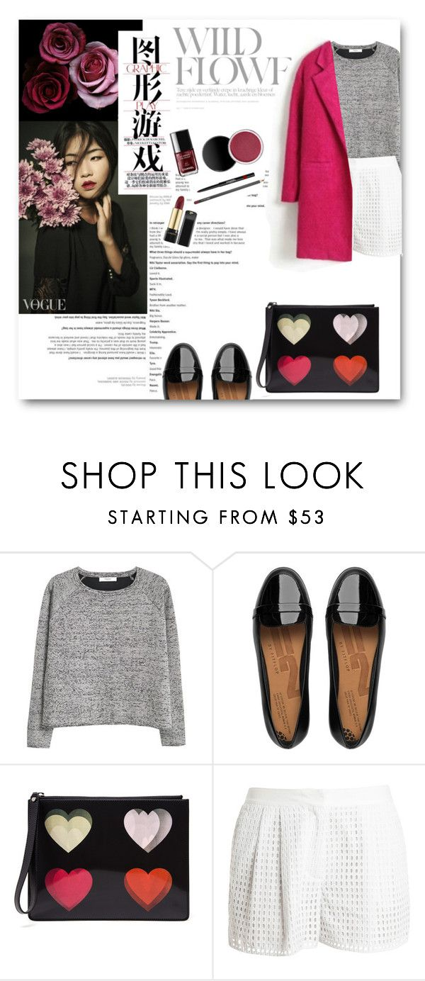 """""""✿ Wild Flower ✿"""" by farahhind ❤ liked on Polyvore featuring MANGO, FitFlop, Christopher Kane and 3.1 Phillip Lim"""