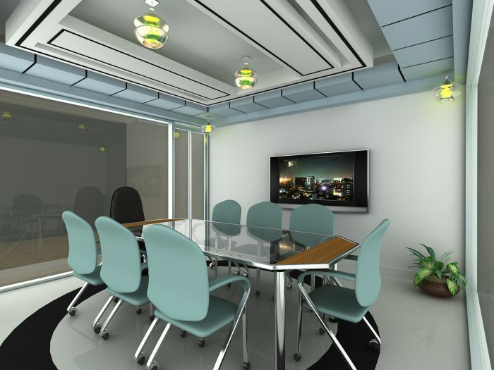 Sophisticated Modern Interior Technology Pictures - Simple Design ...