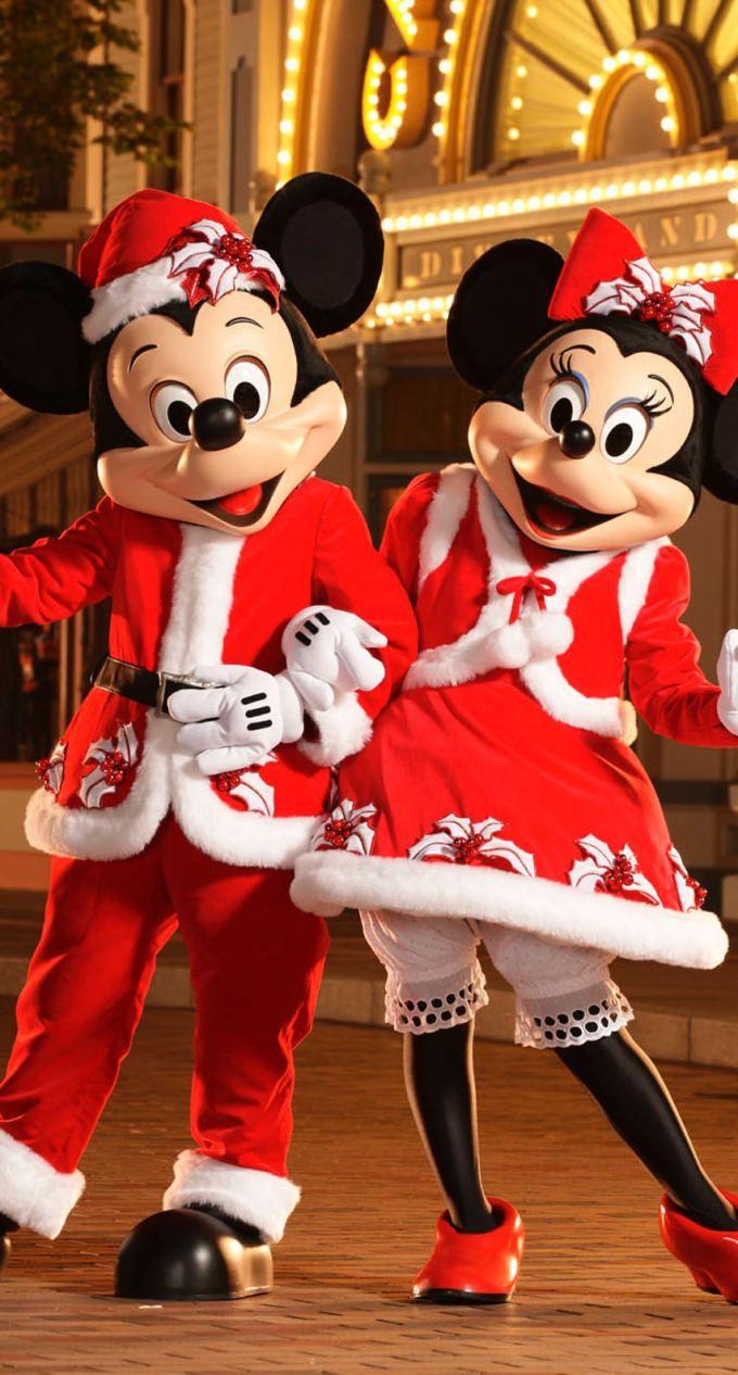 ミッキーとミニーのクリスマス2 Disneyland Christmas Disney