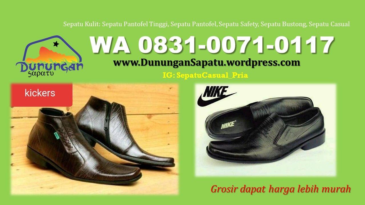 Toko Online Sepatu Kerja Kulit Asli Toko Sepatu Formal Kulit Asli