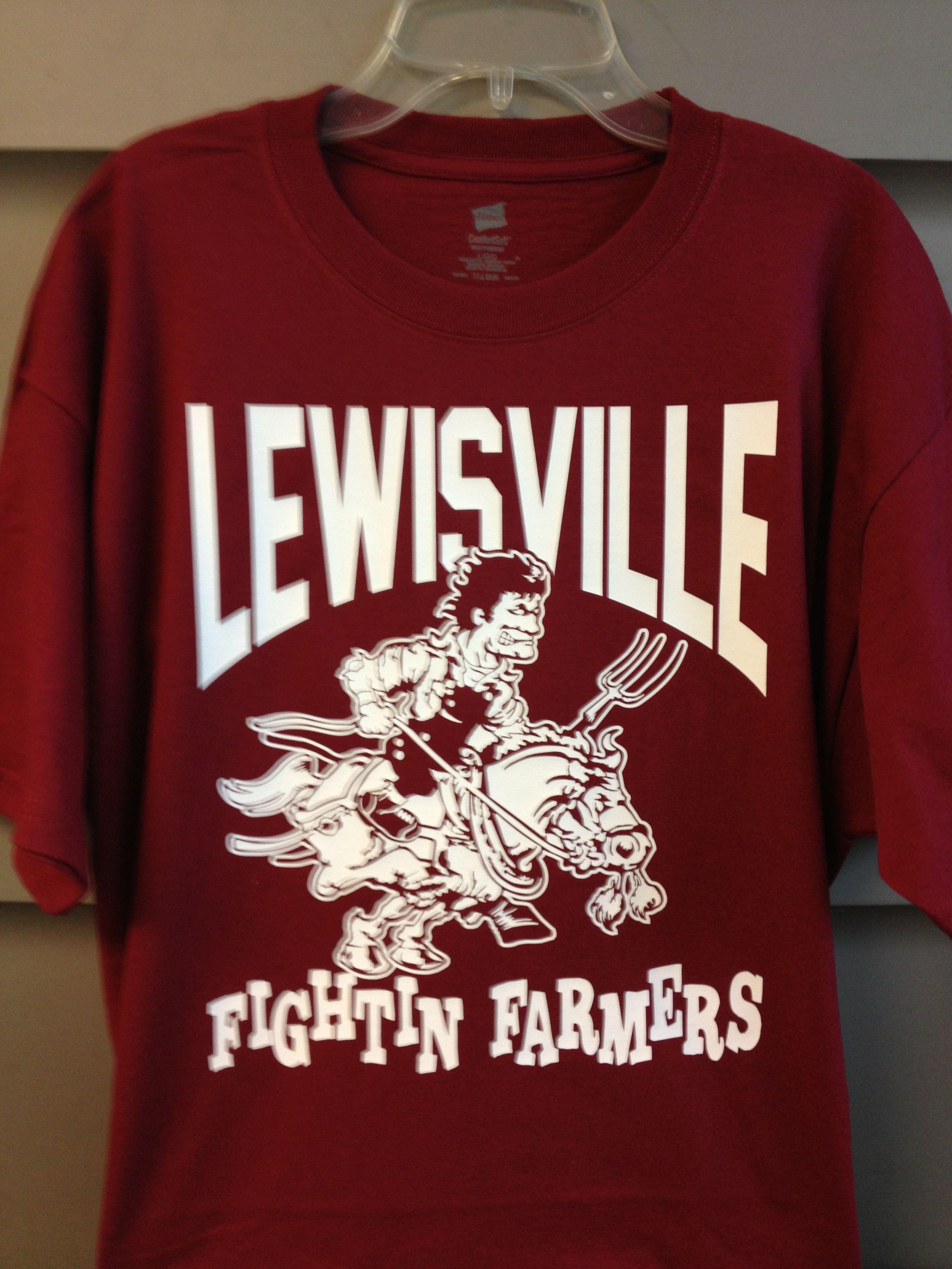 Lewisville Fightin Farmers TShirts