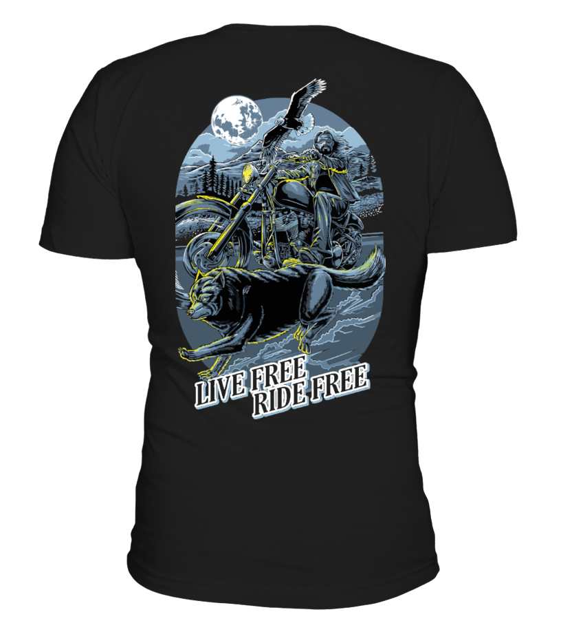 Live Free Ride Free  #gift #idea #shirt #image #funny #motorcycle #biker #beautiful #giftfordad #giftforhusband #mentee