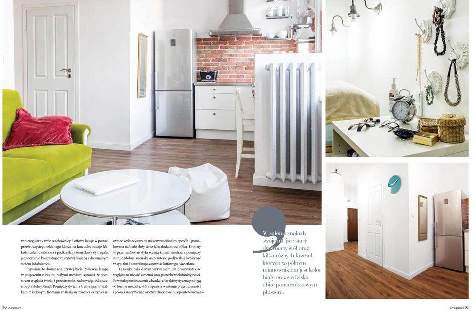 EG Projekt - #livingroom magazine