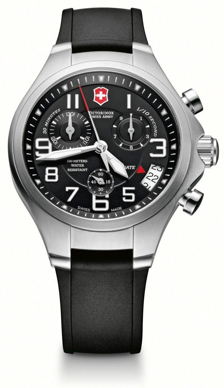 Victorinox Swiss Army Base Camp Mens Watch 241330  383  d6b2d71c98