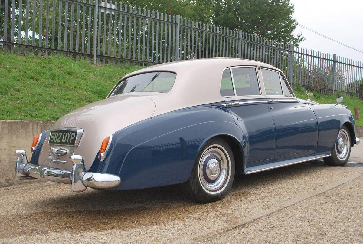1960 Rolls Royce Silver Cloud Ii Lwb Rollsroyceclassiccars