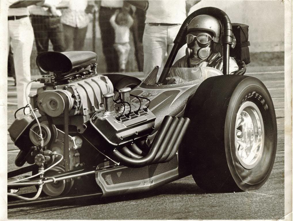 Vintage racing videos all became