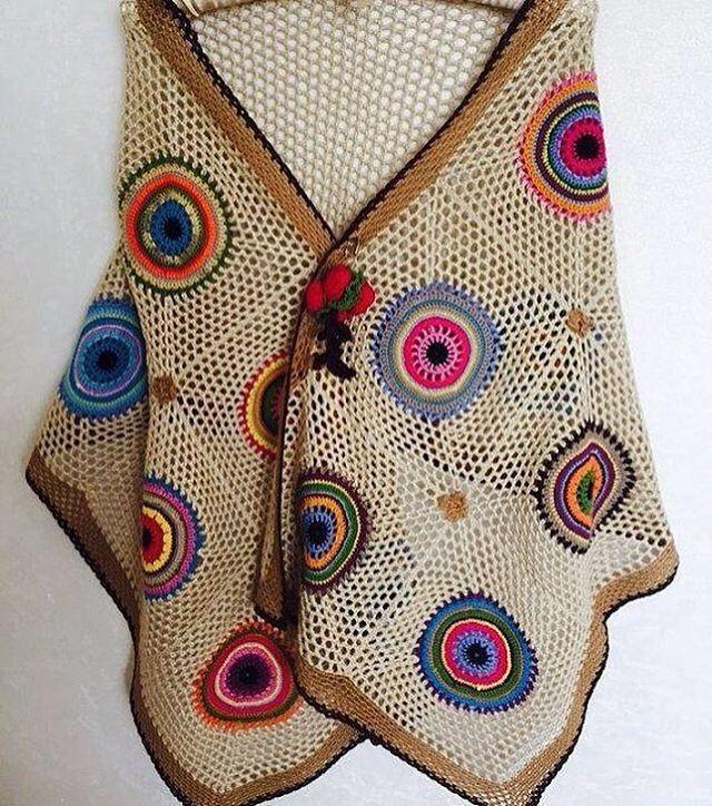 Pin de Mona Bernhardt-Lörinczi en Crochet | Pinterest | Crochet ...