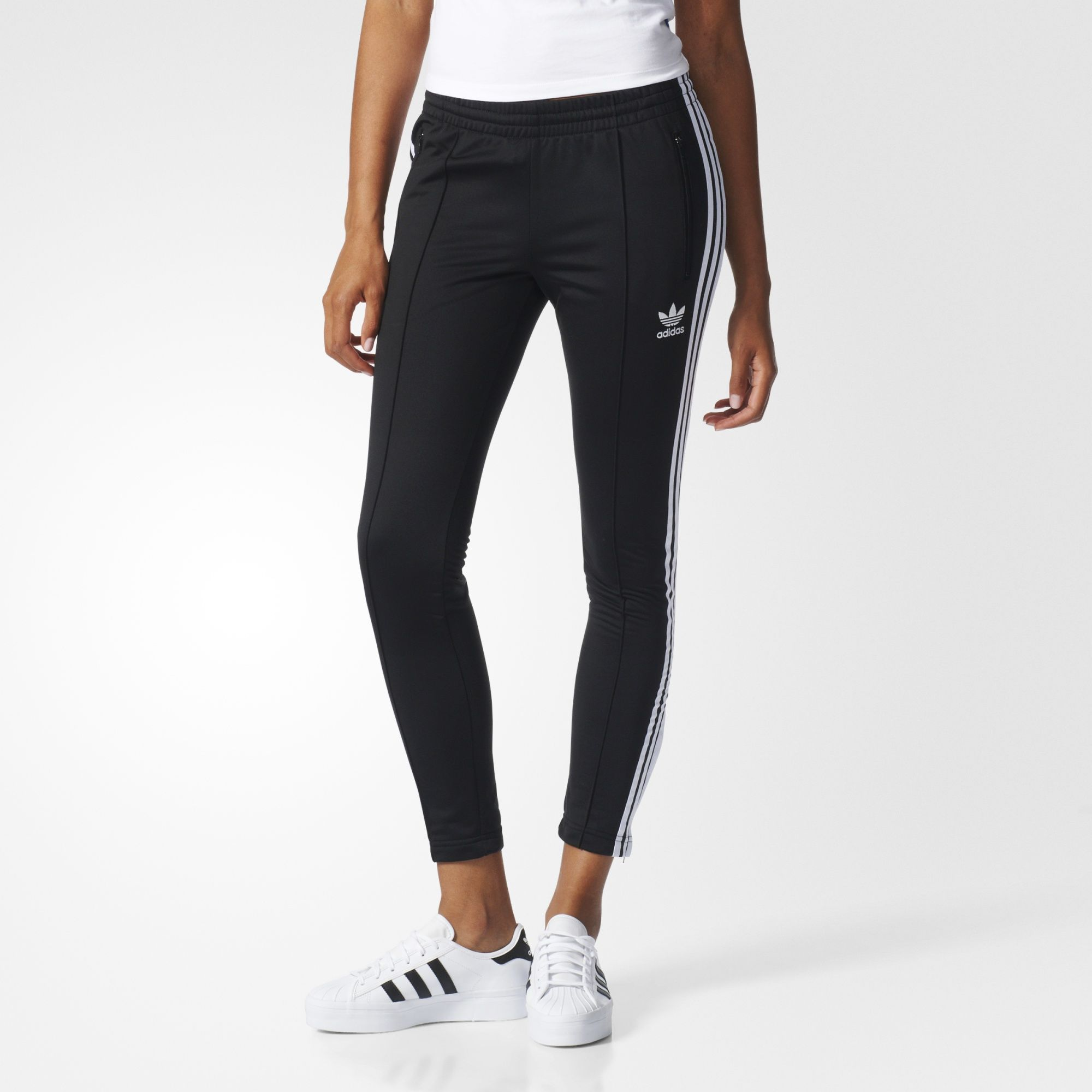 adidas women superstar track pants