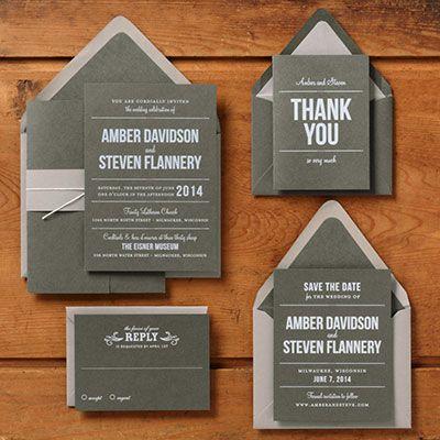 Wedding Invitation Ideas   Paper Source