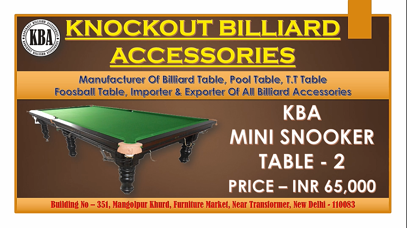 Pin By Knockout Billiard Accessories On Snooker Snooker Table Billiard Accessories Foosball Table