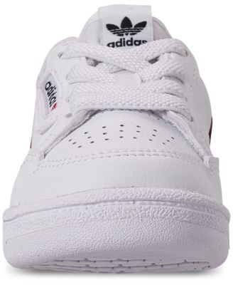 4624ad95 adidas Toddler Boys' Originals Continental 80 Casual Sneakers from ...
