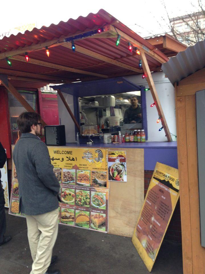 Egyptian Food Truck Portland Egypt Food Food Truck Food Truck