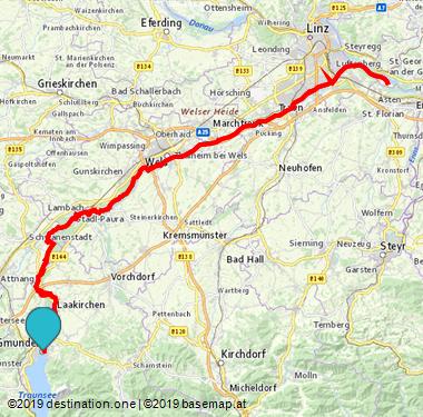 Der Traunradweg In Oberosterreich Radtouren Fahrradtour Radwege