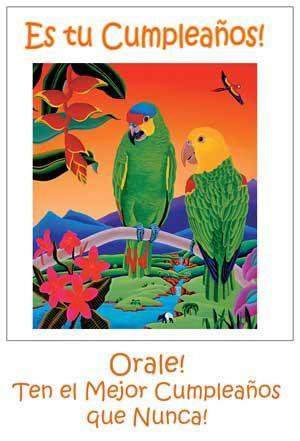 Birthday Card In Spanish 04 Birthday Cards Greeted In Spanish