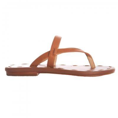 The Love Sandal - Cognac Essential