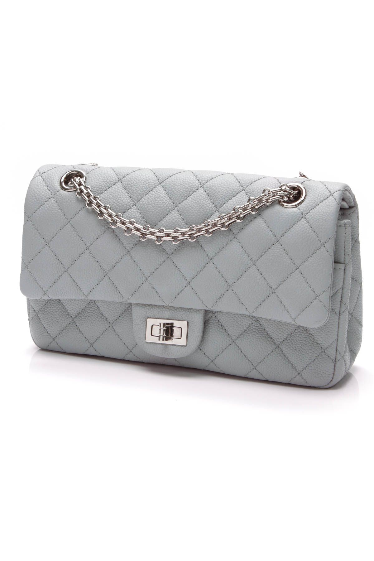 bce0811b1c81 Chanel 2.55 Reissue Double Flap Bag - 225 Blue Caviar | Crazy for ...