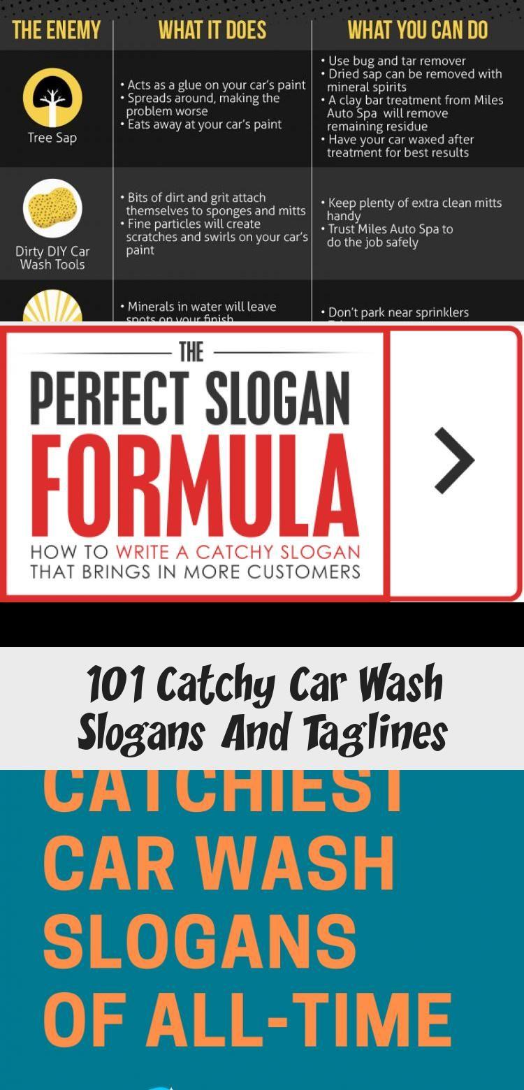 101 Catchy Car Wash Slogans And Taglines Car wash