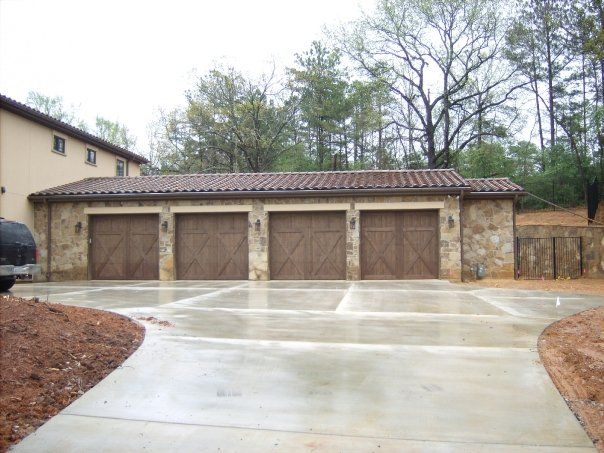 4 Car Garage Ideas
