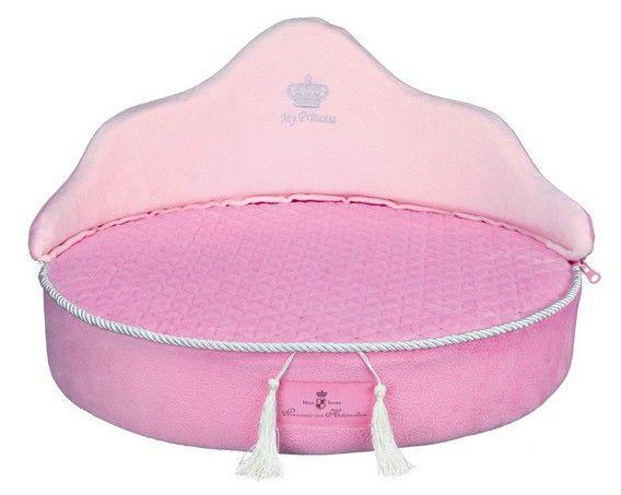 Cuccia My Princess sfoderabile per cani e/o gatti di colore Rosa Mis ...