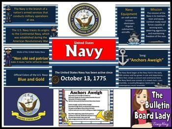 Navy Bulletin Board Bulletin Boards Patriotic Classroom Theme Patriotic Classroom