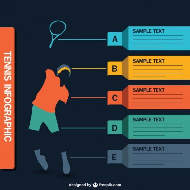Vetor futebol infográfico livre | Infographics and Infographic
