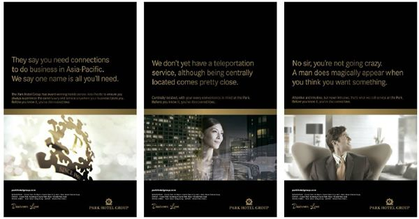 Park Hotel Group Reinforces Brand Philosophy with New Ad Campaign ...