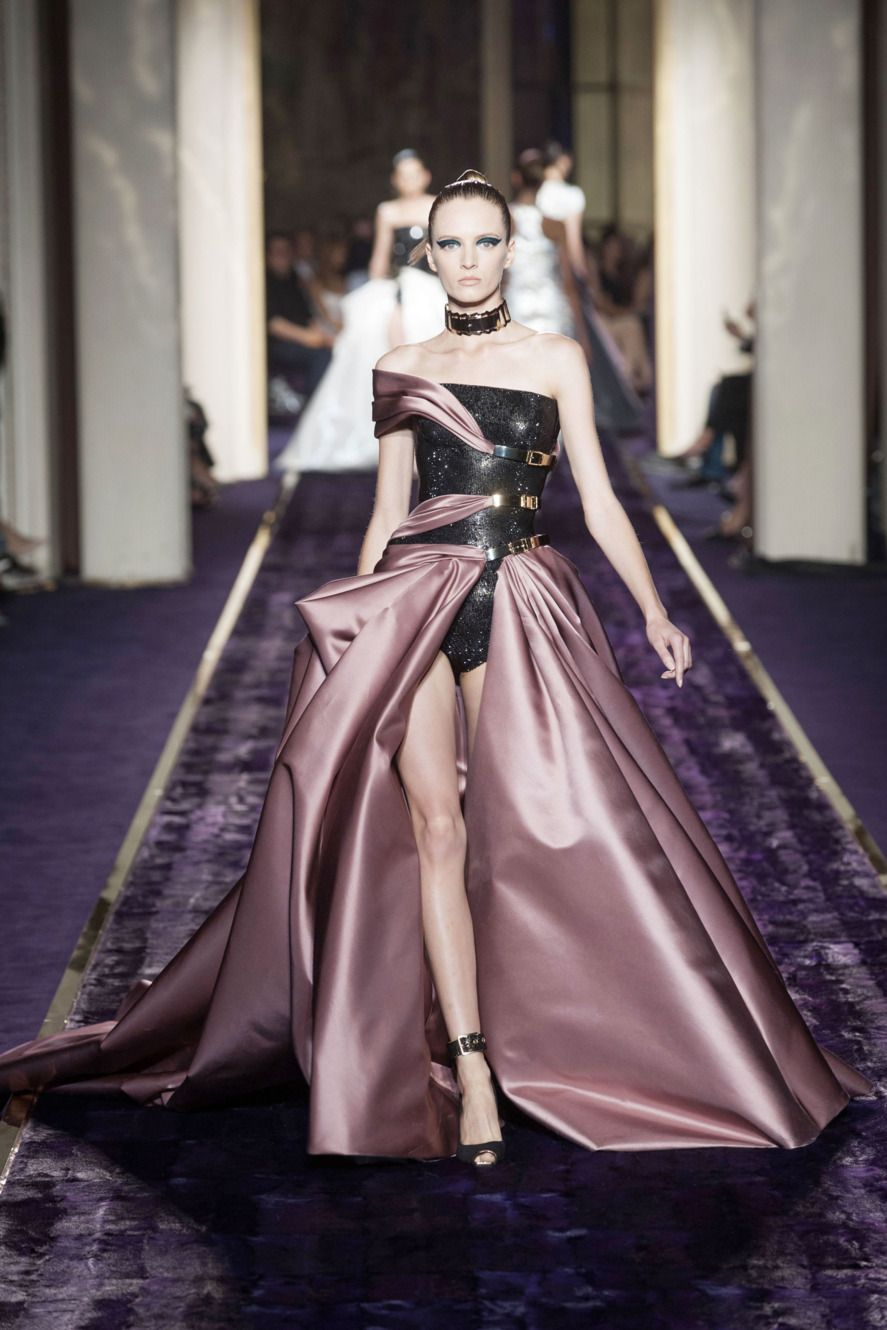Versace Fall 2014 Haute Couture